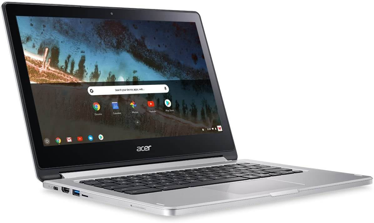 Acer Chromebook R13 Convertible - Two in one laptop under 400 dollar