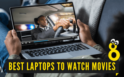 8 Best Laptops To watch Movies In 2020 [ Budget, Top, 4k]