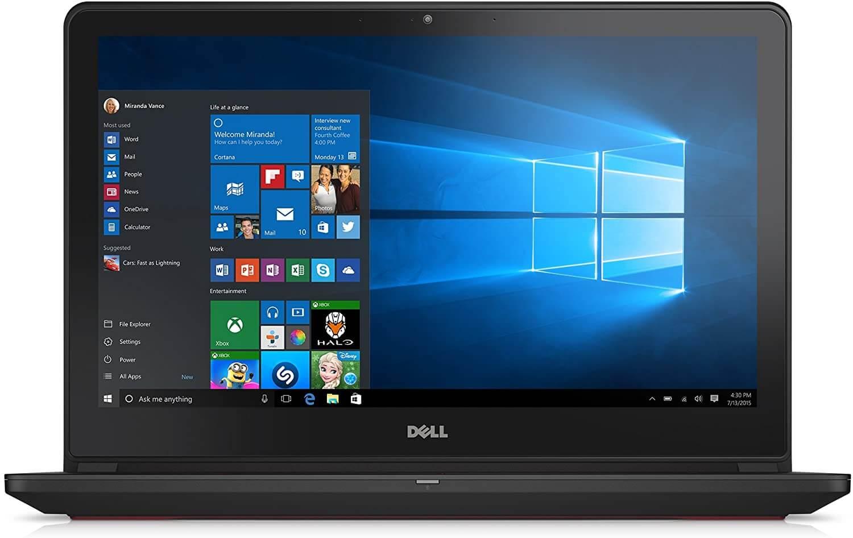 Dell Inspiron i7559-3763BLK - best laptop Intel i7 under 1000